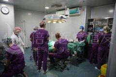 瑞士NAT美学植发技术的效果受医疗团队的影响